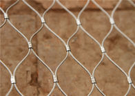 1x7 1.2mm 4.0mm 304 316 316L Balustrade Wire Mesh